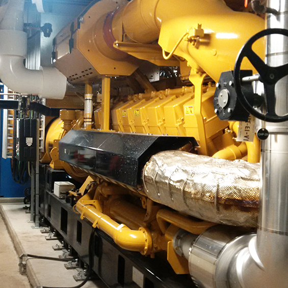 image of Enwave, Pearl Street Cogeneration Plant