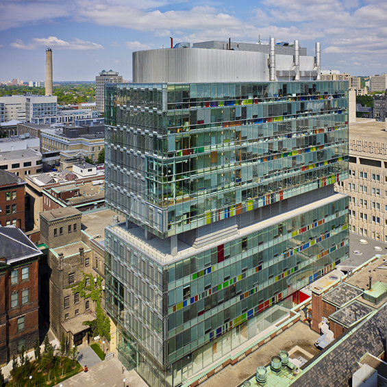 image of University of Toronto, Terrence Donnelly Centre for Cellular and Biomolecular Research