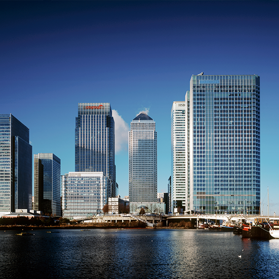 Canary Wharf, Citigroup European Headquarters