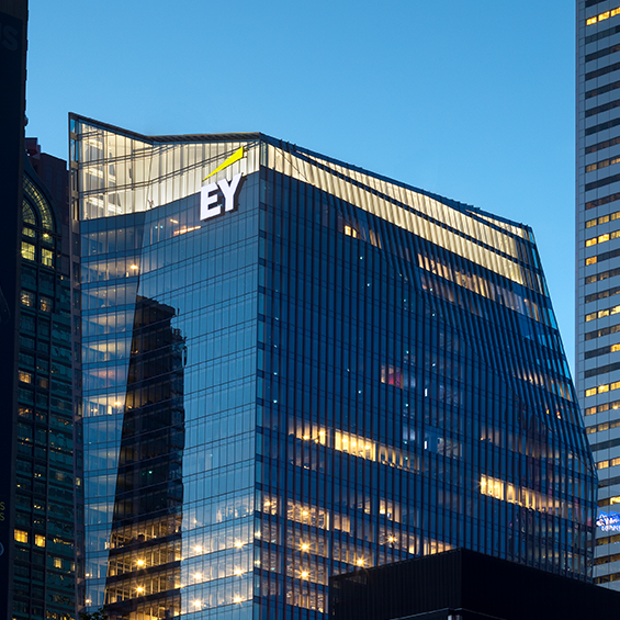 Ernst & Young, 100 Adelaide Tower, Multi-Floor Fitout