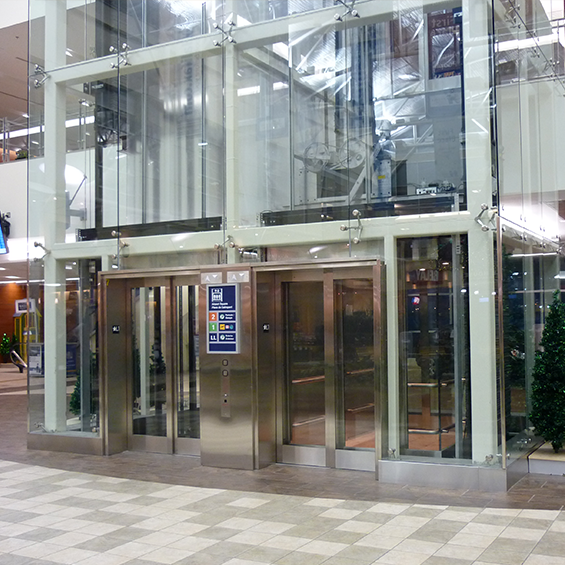 Halifax International Airport Groundside Redevelopment Air Terminal Building