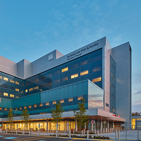 Joseph Brant Hospital, ICAT Vision, Planning, Procurement