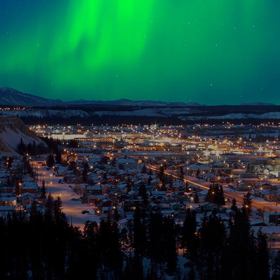 image of Yukon Energy, Gas Drive Cogeneration Plant