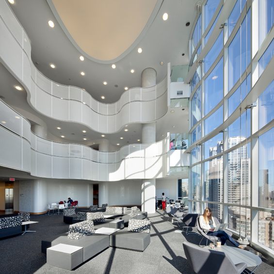 image of SickKids' Peter Gilgan Centre for Research and Learning