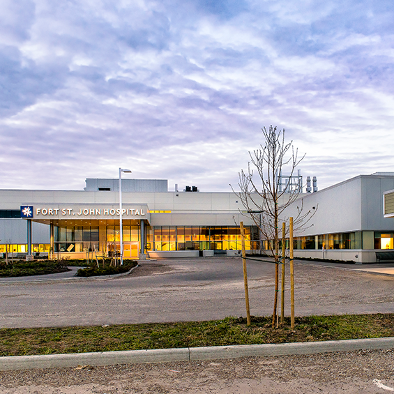 Northern Health Authority, Fort St. John Hospital & Peace Villa
