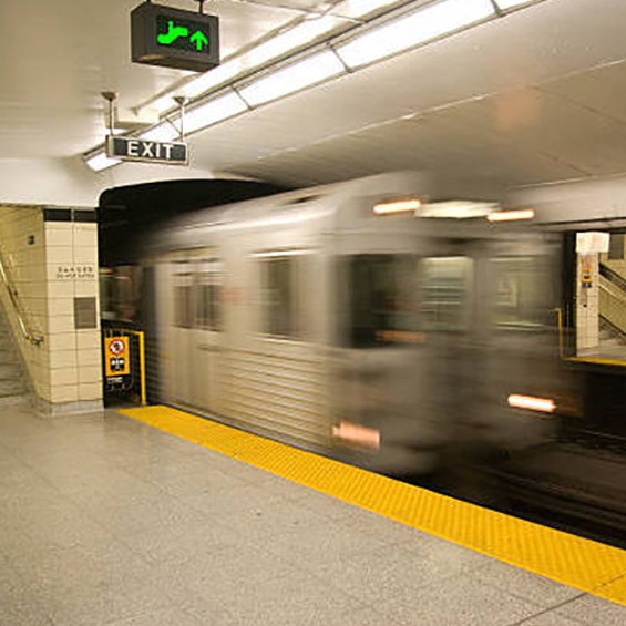 image of Toronto Transit Commission, Sheppard Line – Bayview Station