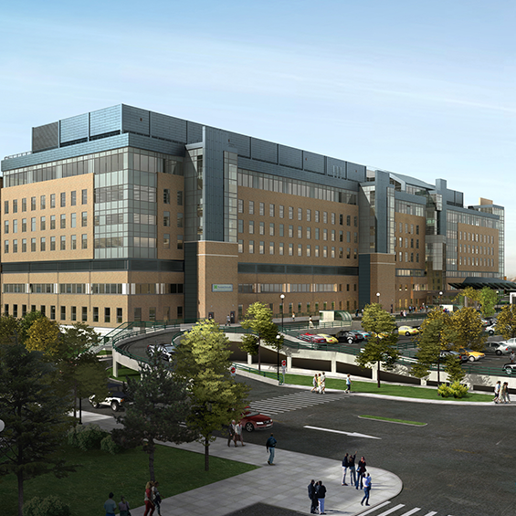Sunnybrook Health Sciences Centre, M Wing