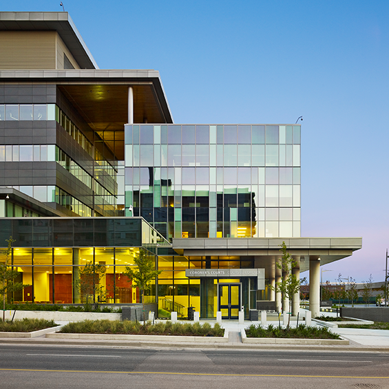 image of Infrastructure Ontario Forensic Services and Coroner's Complex