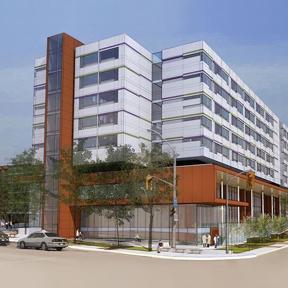 image of Michael Garron Hospital Patient Care Centre