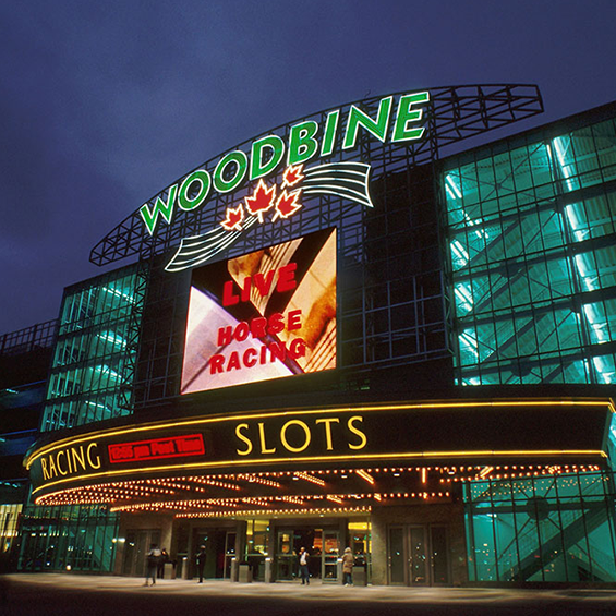 Woodbine Entertainment Group Woodbine Casino Expansion