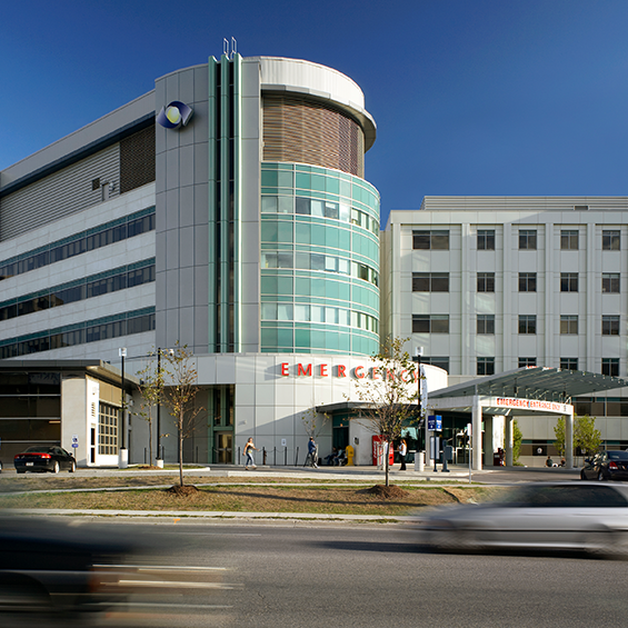 image of Southlake Regional Health Centre Redevelopment