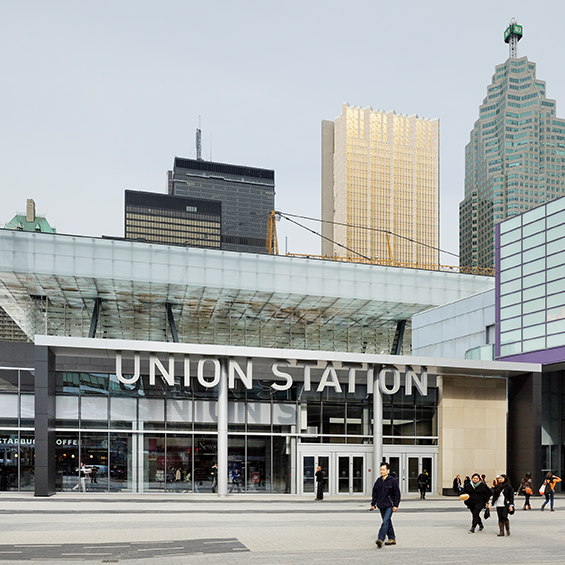 Toronto Transit Commission, Union Station Revitalization