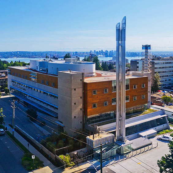 image of Fraser Health Authority, Lions Gate Hospital
