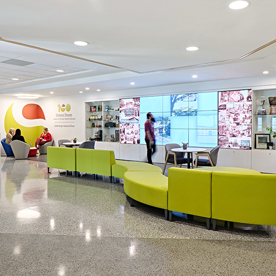image of Heritage Lounge, Ontario Shores Centre for Mental Health Science