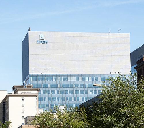 Exterior of Centre hospitalier de l'Université de Montréal