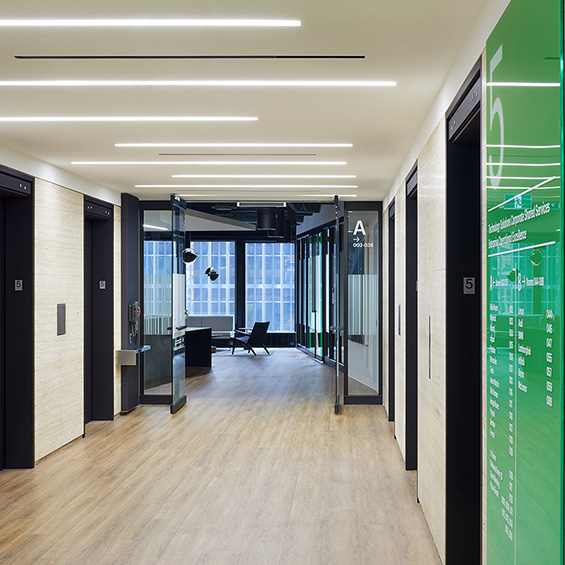 image of TD Bank Group TD5 Tenant Fitout