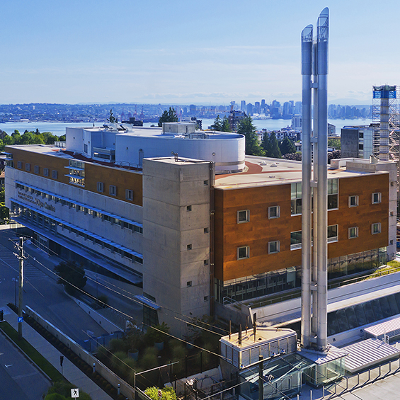 image of Lions Gate Hospital Power Plant